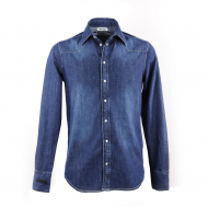 CHEMISE HOMME JEAN'S JEEP (XXL)
