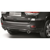 DOUBLE SORTIE ECHAPPEMENT JEEP GRAND CHEROKEE (CHROME)