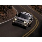 KIT PHARES ANTIBROUILLARD JEEP PATRIOT