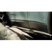 PROTECTIONS LATERALES BAS DE CAISSE JEEP CHEROKEE