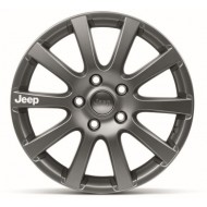 JANTE ALLIAGE 18'' JEEP GRAND CHEROKEE (GRIS FONCE)