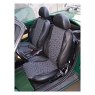 Housses Tissu VO COUPE CABRIOLET  FAL, Lancia