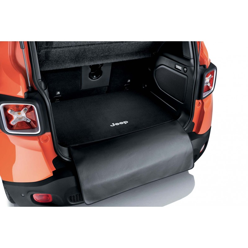 tapis de coffre avec protection jeep renegade. Black Bedroom Furniture Sets. Home Design Ideas