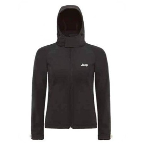 VESTE SOFTSHELL JEEP FEMME (S)