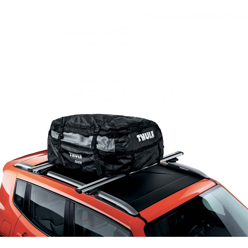 sac de transport sur barres de toit jeep renegade. Black Bedroom Furniture Sets. Home Design Ideas