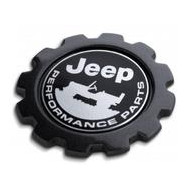 "Badge ""Jeep Performance Parts"""