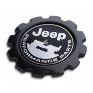 "Badge ""Jeep Performance Parts"""