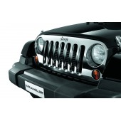 CALANDRE JEEP WRANGLER (CHROME)