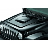 CAPOT POWER DOME JEEP WRANGLER